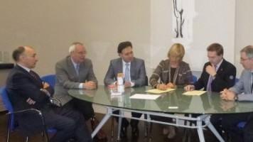 El COITAR firmó un convenio con Unizar